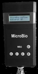 Aérobiocollecteur type MB2-Hiflow