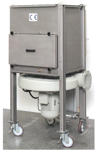 Filtration Mobile Déprimogène type MFU
