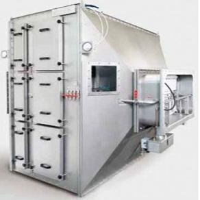 Caisson Sécuritif SCF Hightec 4x2